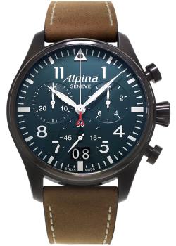 Наручные мужские часы Alpina Al-372n4fbs6