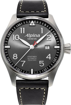 Наручные мужские часы Alpina Al-525gb4s6