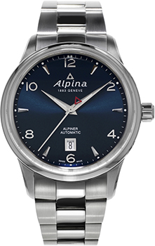 Наручные мужские часы Alpina Al-525n4e6b