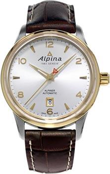 Наручные мужские часы Alpina Al-525s4e3