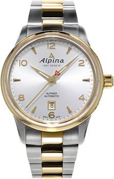 Наручные мужские часы Alpina Al-525s4e3b