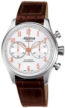 Наручные мужские часы Alpina Al-860scr4s6