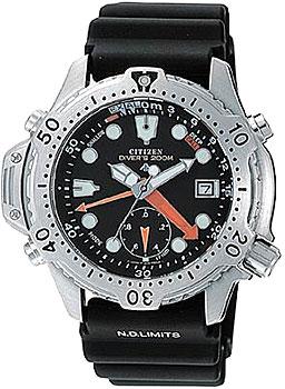 Наручные мужские часы Citizen Al0000-04e (Коллекция Citizen Promaster)