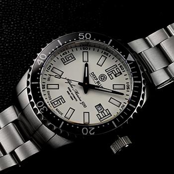 Наручные мужские часы Deep Blue Amt100blkwht