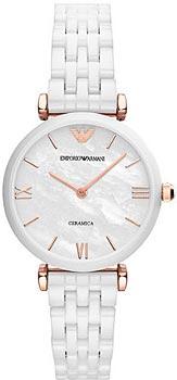 Наручные женские часы Emporio Armani Ar1486 (Коллекция Emporio Armani Retro)