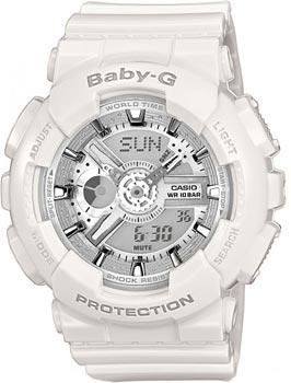 Наручные женские часы Casio Ba-110-7a3 (Коллекция Casio Baby-G)