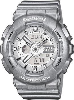 Наручные женские часы Casio Ba-110-8a (Коллекция Casio Baby-G)