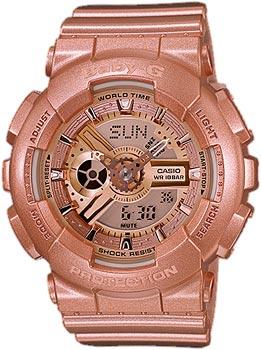 Наручные женские часы Casio Ba-111-4a (Коллекция Casio Baby-G)