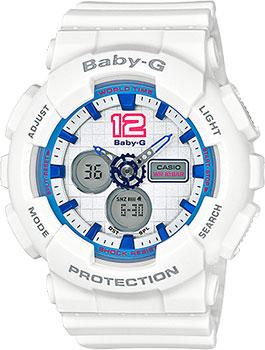 Наручные женские часы Casio Ba-120-7b (Коллекция Casio Baby-G)