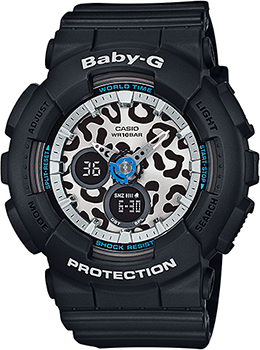 Наручные женские часы Casio Ba-120lp-1a (Коллекция Casio Baby-G)