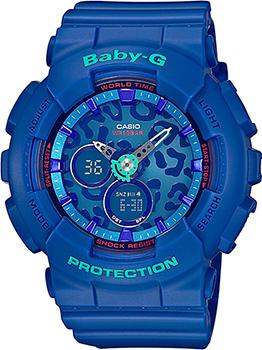 Наручные женские часы Casio Ba-120lp-2a (Коллекция Casio Baby-G)