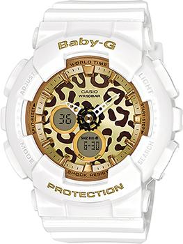 Наручные женские часы Casio Ba-120lp-7a2 (Коллекция Casio Baby-G)