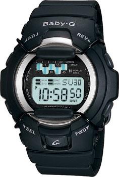 Наручные женские часы Casio Bg-1001-1v (Коллекция Casio Baby-G)
