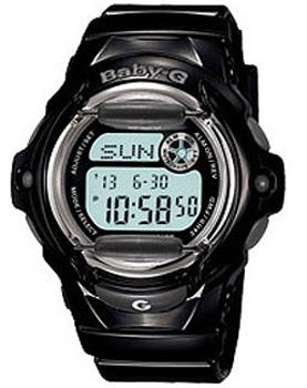 Наручные женские часы Casio Bg-169r-1e (Коллекция Casio Baby-G)