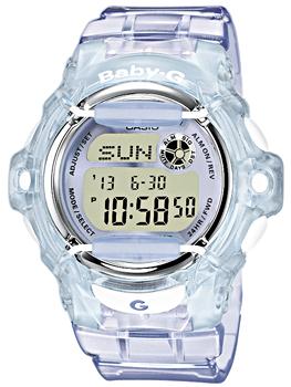 Наручные женские часы Casio Bg-169r-6e (Коллекция Casio Baby-G)