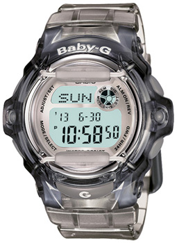 Наручные женские часы Casio Bg-169r-8e (Коллекция Casio Baby-G)