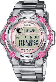 Наручные женские часы Casio Bg-3000-8e (Коллекция Casio Baby-G)