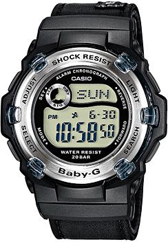 Наручные женские часы Casio Bg-3002v-1 (Коллекция Casio Baby-G)