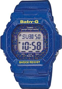 Наручные женские часы Casio Bg-5600gl-2e (Коллекция Casio Baby-G)