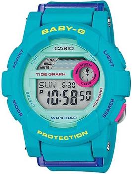 Наручные женские часы Casio Bgd-180fb-2e