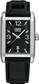 Наручные мужские часы Cover Co132.St1lbk
