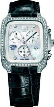 Наручные женские часы Cover Co151.St2lbk_Sw