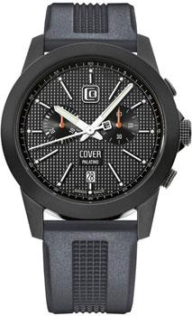 Наручные мужские часы Cover Co155.Bpl1rub