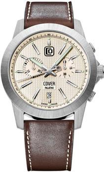 Наручные мужские часы Cover Co155.St3lbr