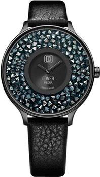 Наручные женские часы Cover Co158.Gpl1lbk_S
