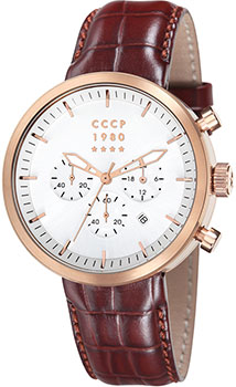 Наручные мужские часы СССР Cp-7007-04 (Коллекция СССР Kashalot Dress)