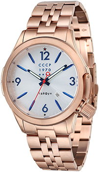 Наручные мужские часы СССР Cp-7010-22 (Коллекция СССР Schuka)