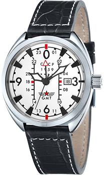 Наручные мужские часы СССР Cp-7013-02 (Коллекция СССР Aviatoryak-15)