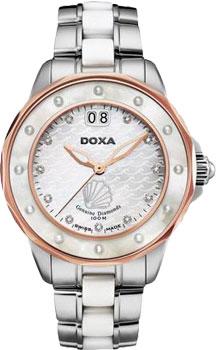 Наручные женские часы Doxa D151rmw