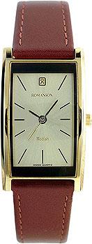 Наручные женские часы Romanson Dl2158clg(Gd) (Коллекция Romanson Modish)