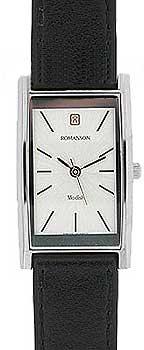 Наручные женские часы Romanson Dl2158clw(Wh) (Коллекция Romanson Modish)