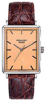 Наручные женские часы Romanson Dl5163slw(Gd) (Коллекция Romanson Modish)