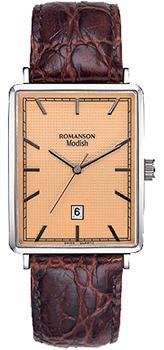 Наручные женские часы Romanson Dl5163slw(Rg) (Коллекция Romanson Modish)