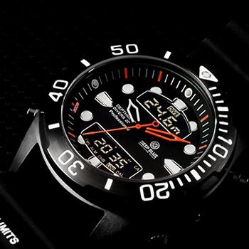 Наручные мужские часы Deep Blue Dmadpvdblk