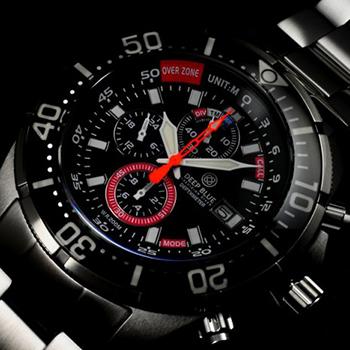 Наручные мужские часы Deep Blue Dmtrblk