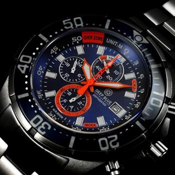 Наручные мужские часы Deep Blue Dmtrblu
