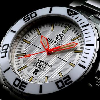 Наручные мужские часы Deep Blue Dnr65whtorg