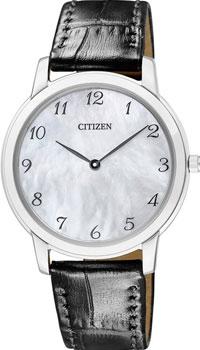 Наручные женские часы Citizen Eg6001-12d (Коллекция Citizen Elegance)