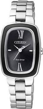 Наручные женские часы Citizen Em0007-51e (Коллекция Citizen Eco-Drive)