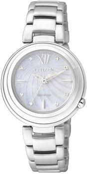 Наручные женские часы Citizen Em0331-52d (Коллекция Citizen Eco-Drive)