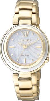 Наручные женские часы Citizen Em0336-59d (Коллекция Citizen Eco-Drive)