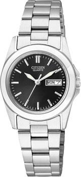 Наручные женские часы Citizen Eq0560-50e (Коллекция Citizen Basic)