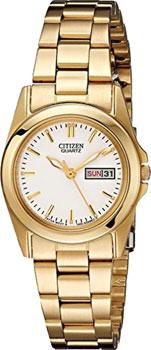 Наручные женские часы Citizen Eq0562-54a (Коллекция Citizen Basic)