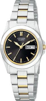 Наручные женские часы Citizen Eq0564-59a (Коллекция Citizen Basic)