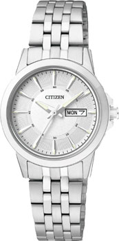 Наручные женские часы Citizen Eq0601-54a (Коллекция Citizen Basic)