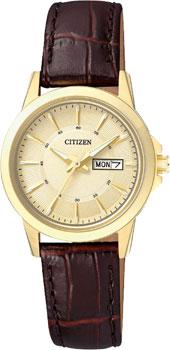 Наручные женские часы Citizen Eq0603-08p (Коллекция Citizen Basic)